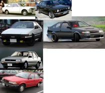 Corolla Devolution